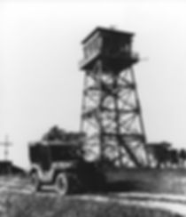 1944 Travis Control Tower