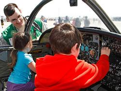 T-37 Flight Simulator