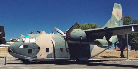 """C-123K """"Provider"""" - Before"""