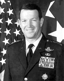 "General Charles T. ""Tony"" Robertson Jr."