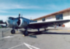 C-45H and the AT-11B Bombardier/Gunnery Trainer Variant