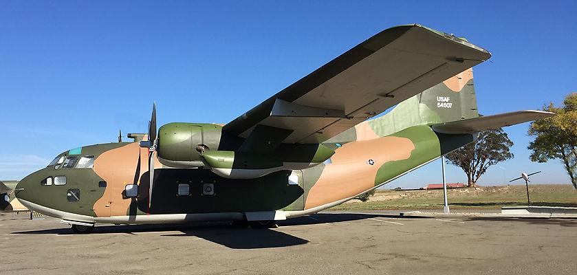 "C-123K ""Provider"""