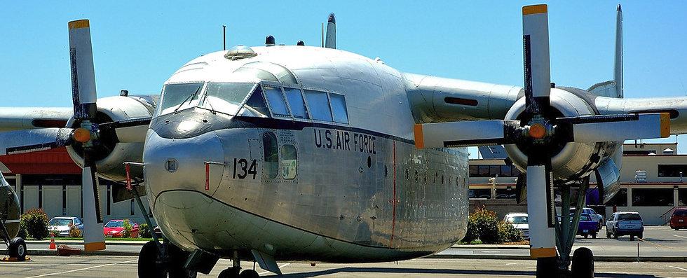 "C-119G""Flying Boxcar"""