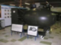 """""""Fat Man"""" Nuclear Bomb"""
