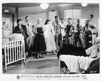 Doris Day Entertains