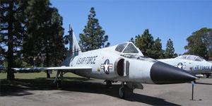 """F-102A """"Delta Dagger"""""""