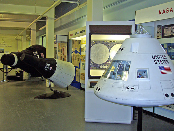 Space Exploration Exhibit