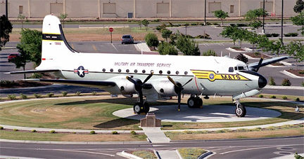 The Heritage Center's C-54D