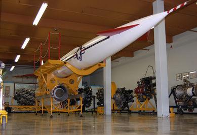 AGM-28 Hound Dog Missile