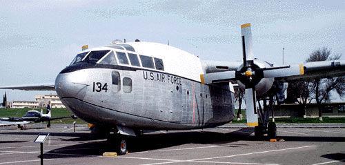 Travis Heritage Center'sC-119G