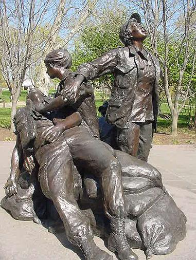 Vietnam Nurses War Memorial