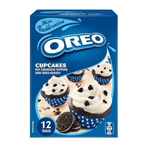 Oreo - Cupcakes