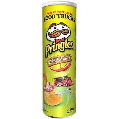 Pringles - Lime & Chilly