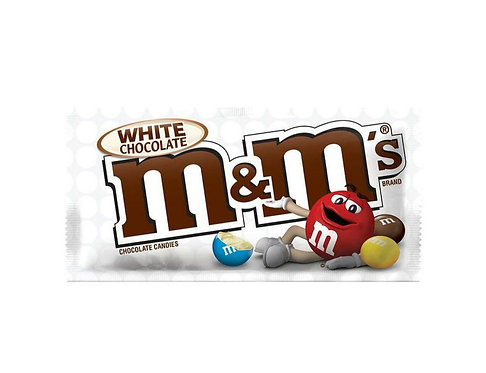 M&M's - White Chocolate
