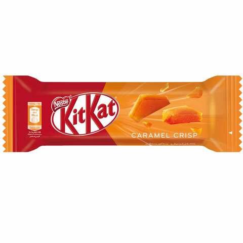 KitKat - Caramel Crisp