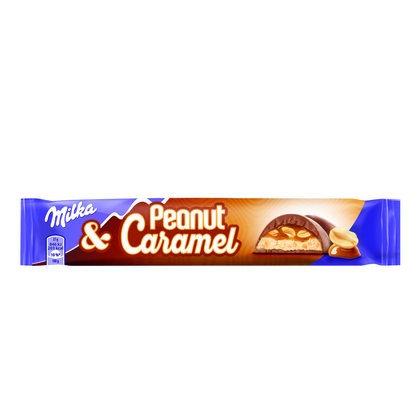 Milka - Peanut & Caramel