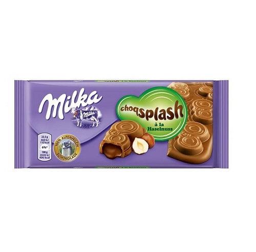 Milka - Splash Hazelnut