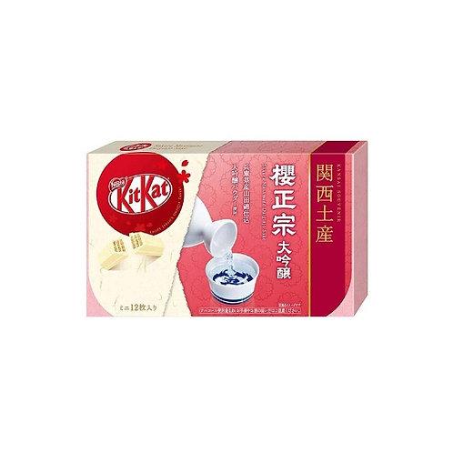KitKat - Sake Sakura Masamune Daiginjo