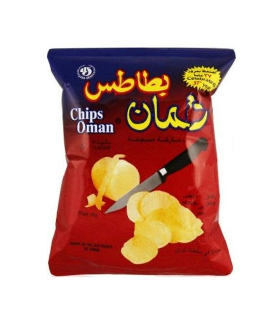 Oman Potato Chips - Original