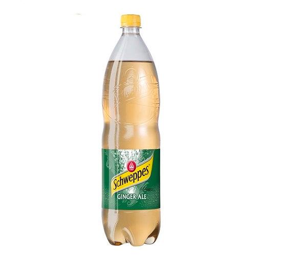 Schweppes - Ginger Ale 1,5л