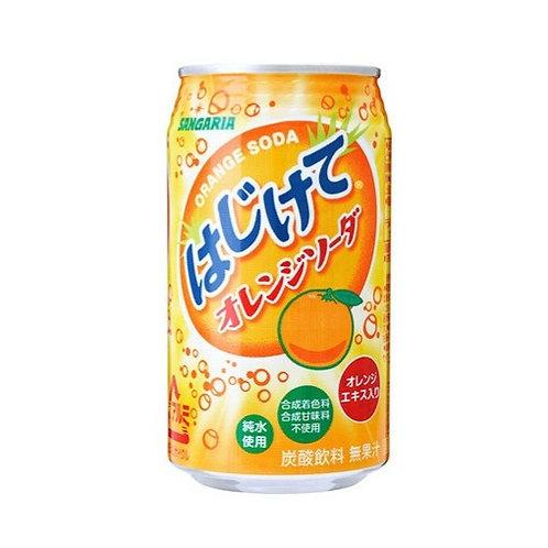 Напиток Sangaria Orange Soda