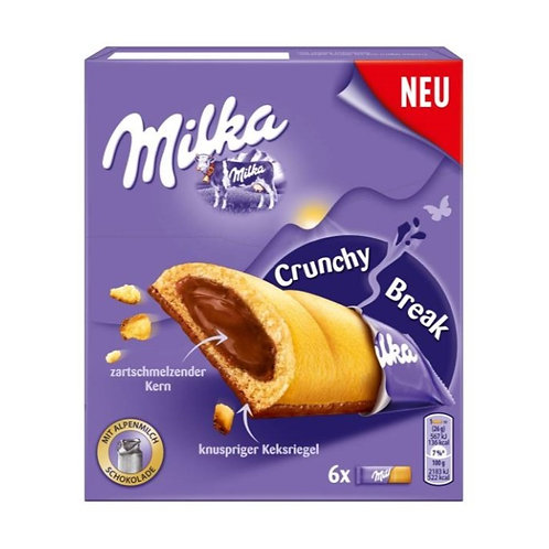 Milka - Crunchy Break