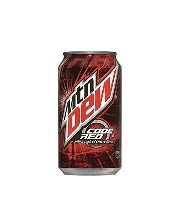 Mountain Dew - Code Red