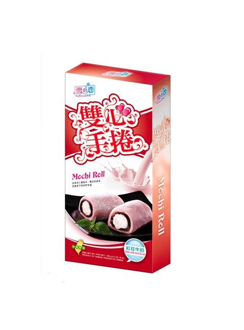 Mochi Roll - Adzuki & Milk