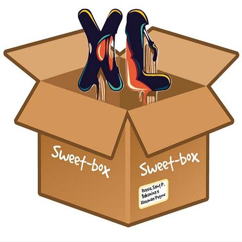 Набор иностранных сладостей XL