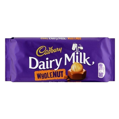 Cadbury - Dairy Milk Wholenut