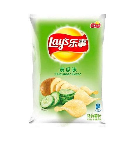Lay's - Cucumber
