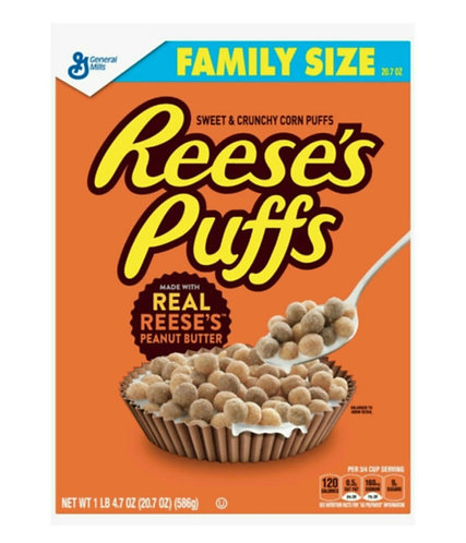 Reese's - Peanut Butter Cereal