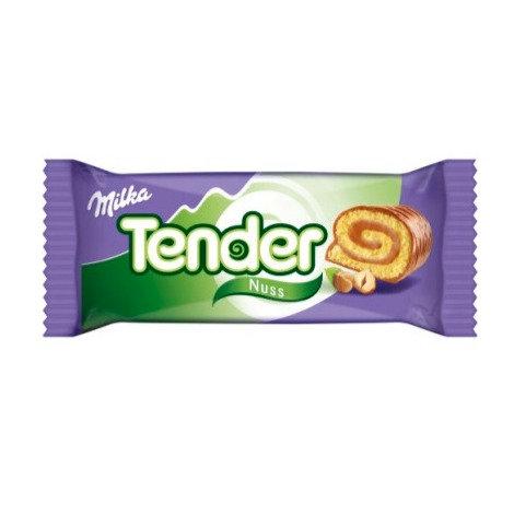 Milka - Tender Nuss
