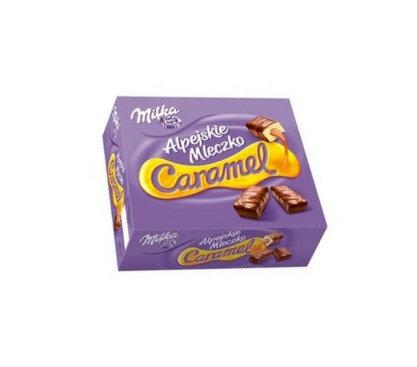 Milka - Alpine Milk Caramel Cream