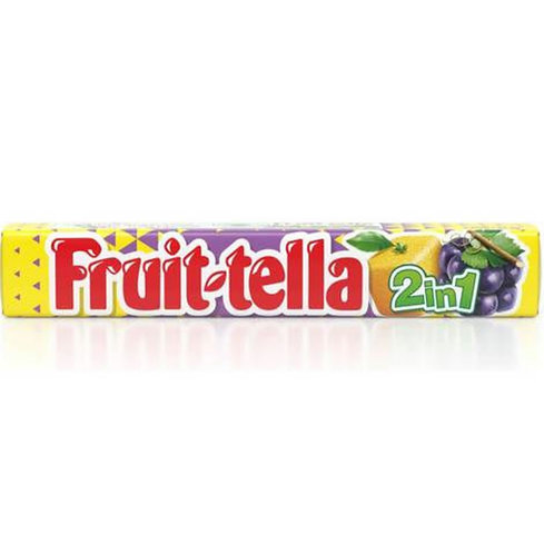 Fruittella - Orange & Grape