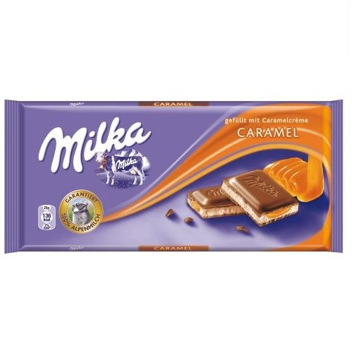 Milka - Toffee Cream