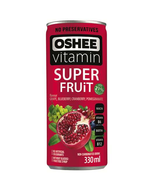 Oshee Vitamin - Super Fruit