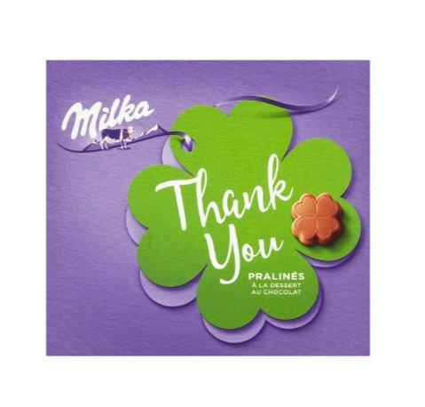 Milka - Thank You