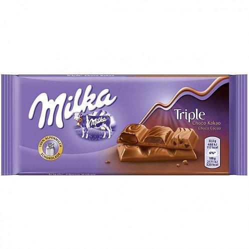 Milka - Triple