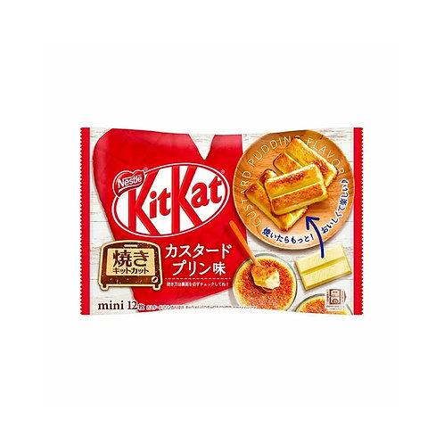 KitKat - Custard Pudding