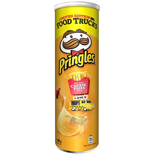 Pringles - Cheese Fries