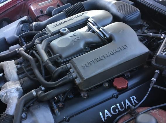 XKR engine bay.jpg