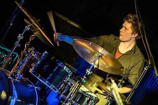 Johannes Metzger @ Jazz im Gut Hannover