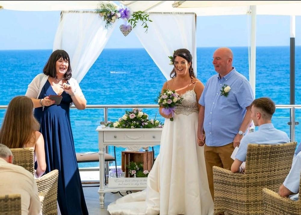 covid secure wedding