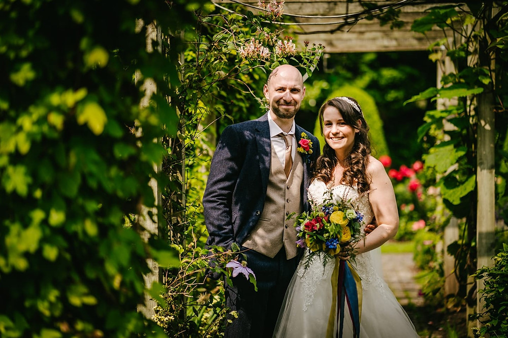 wedding going ahead despite covid restrictions