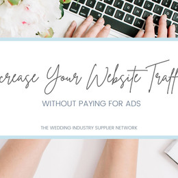 Get more website traffic without paying for Ads