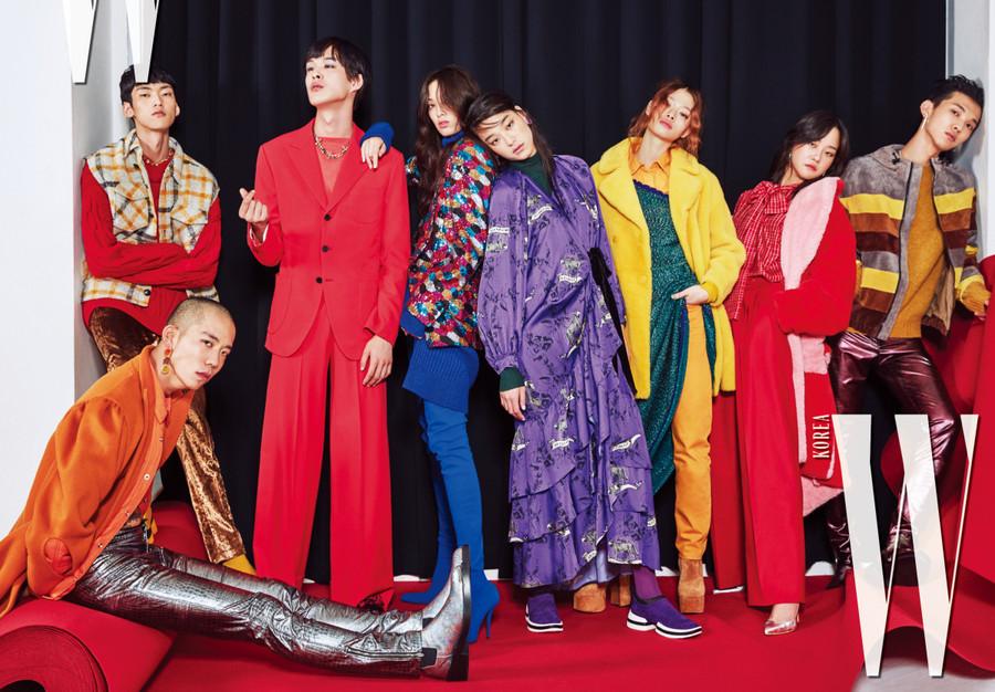 W korea October issue 18'