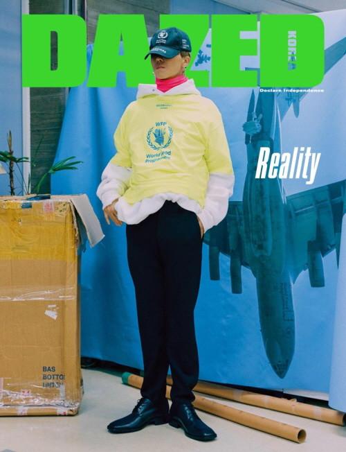 DAZED Korea October issue 18'