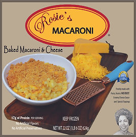 Rosie's Baked Macaroni & Cheese