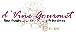 d vine gourmet logo